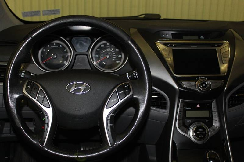 2013 Hyundai Elantra Limited 4dr Sedan In Plymouth Meeting