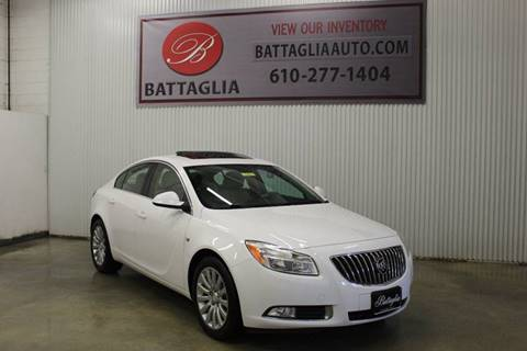 2011 Buick Regal for sale at Battaglia Auto Sales in Plymouth Meeting PA