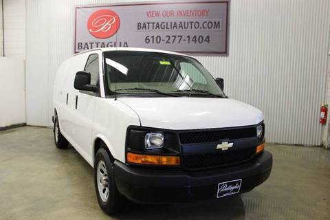 2013 Chevrolet Express Cargo for sale in Plymouth Meeting, PA