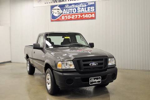2009 Ford Ranger for sale at Battaglia Auto Sales in Plymouth Meeting PA