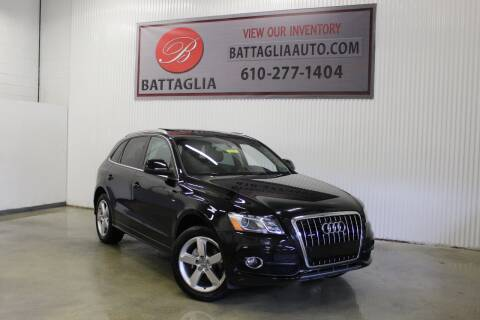 2011 Audi Q5 for sale at Battaglia Auto Sales in Plymouth Meeting PA