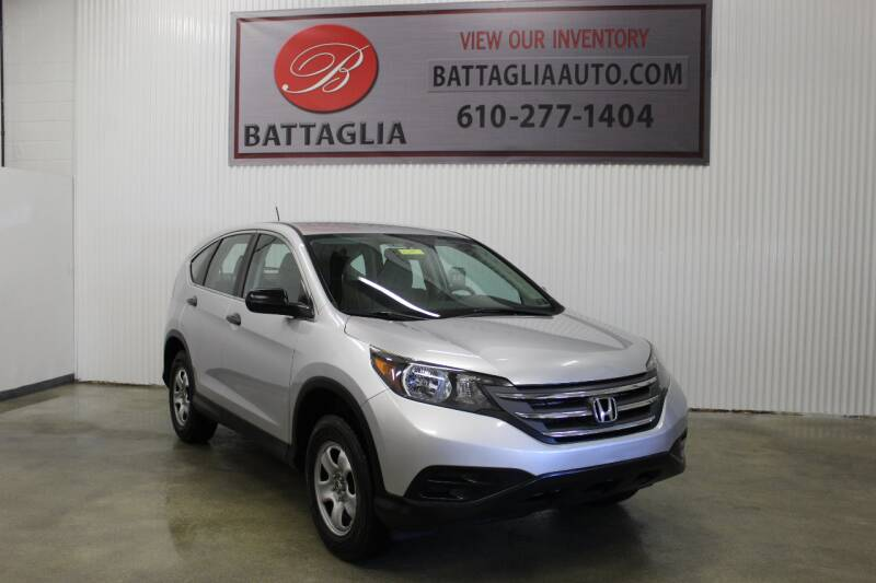 2014 Honda CR-V for sale at Battaglia Auto Sales in Plymouth Meeting PA