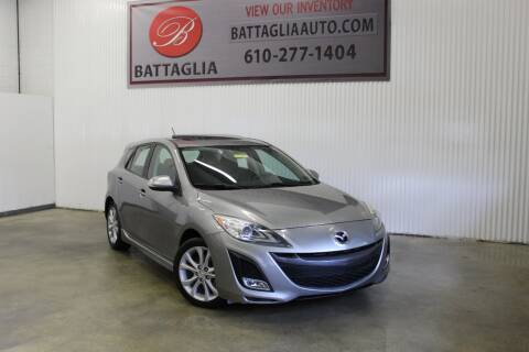 2010 Mazda MAZDA3 for sale at Battaglia Auto Sales in Plymouth Meeting PA