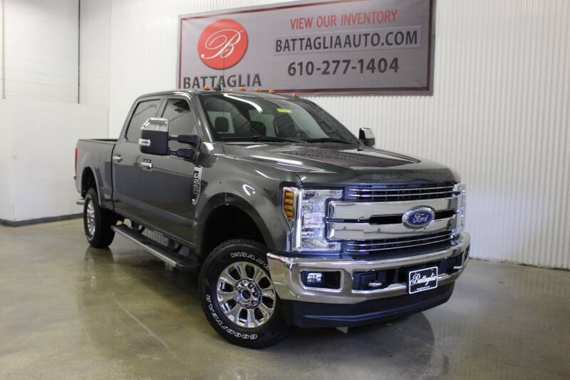 2019 Ford F-250 Super Duty for sale at Battaglia Auto Sales in Plymouth Meeting PA