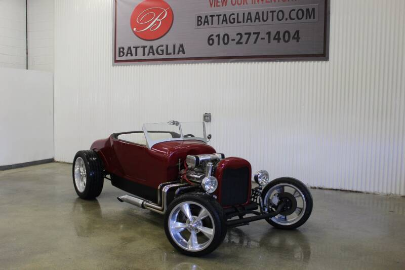 1927 Ford Model T for sale at Battaglia Auto Sales in Plymouth Meeting PA