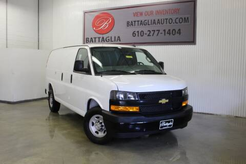 2019 Chevrolet Express Cargo for sale at Battaglia Auto Sales in Plymouth Meeting PA