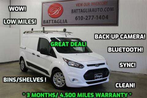 2015 Ford Transit Connect Cargo for sale at Battaglia Auto Sales in Plymouth Meeting PA