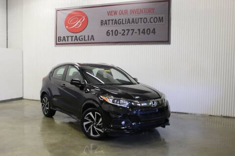 2019 Honda HR-V for sale at Battaglia Auto Sales in Plymouth Meeting PA