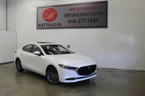 2019 Mazda Mazda3 Sedan for sale at Battaglia Auto Sales in Plymouth Meeting PA