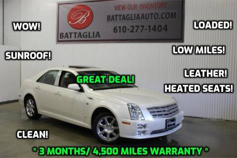 2006 Cadillac STS for sale at Battaglia Auto Sales in Plymouth Meeting PA