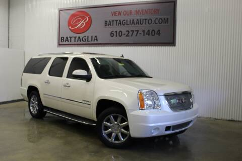 2010 GMC Yukon XL for sale at Battaglia Auto Sales in Plymouth Meeting PA