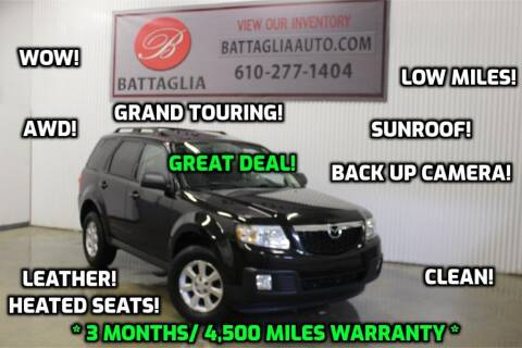 2011 Mazda Tribute for sale at Battaglia Auto Sales in Plymouth Meeting PA