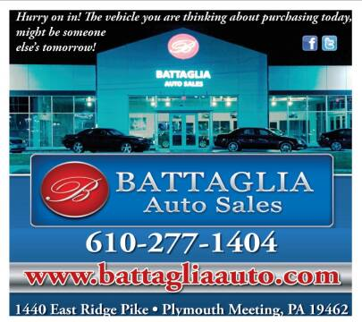 2012 Ford Escape for sale at Battaglia Auto Sales in Plymouth Meeting PA