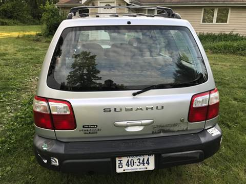 2002 Subaru Forester for sale in Winchester, VA
