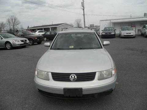 2000 Volkswagen Passat for sale in Winchester, VA