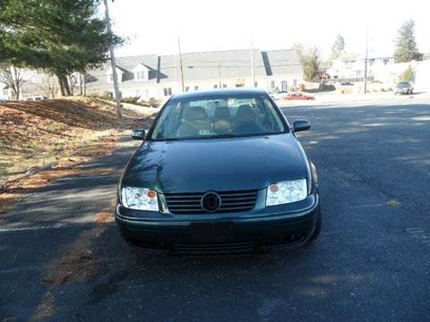 2002 Volkswagen Jetta for sale in Winchester, VA