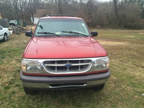 1997 Ford Explorer for sale in Winchester, VA