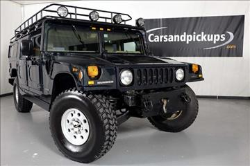 1998 AM General Hummer for sale in Addison, TX