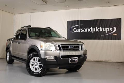 2008 Ford Explorer Sport Trac for sale in Addison, TX