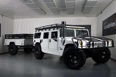 1999 AM General Hummer for sale in Addison, TX