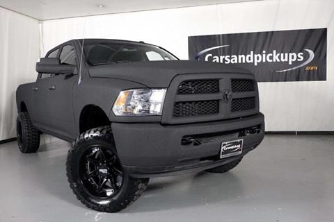 2013 RAM Ram Pickup 3500 for sale in Addison, TX
