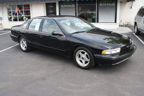 1995 Chevrolet Impala for sale in Noblesville, IN