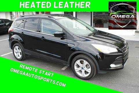 2016 Ford Escape for sale in Noblesville, IN