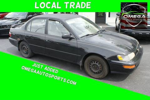 1996 Toyota Corolla for sale in Noblesville, IN
