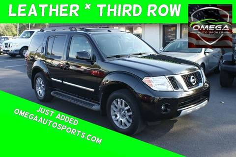 2010 Nissan Pathfinder for sale in Noblesville, IN