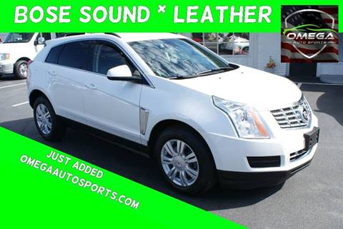 2014 Cadillac SRX for sale in Noblesville, IN