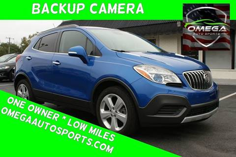 2015 Buick Encore for sale in Noblesville, IN