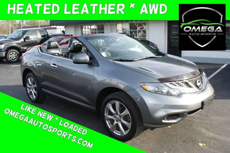 2014 nissan murano crosscabriolet awd 2dr suv convertible in 2014 nissan murano crosscabriolet awd 2dr suv convertible noblesville in publicscrutiny Images