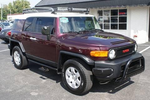2007 Toyota FJ Cruiser For Sale In Noblesville, IN