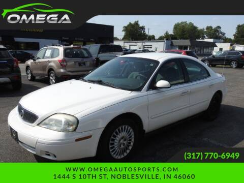 2004 Mercury Sable for sale at Omega Auto Sports in Noblesville IN