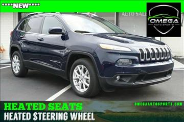 2014 Jeep Cherokee for sale in Noblesville, IN