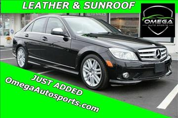 2008 Mercedes-Benz C-Class for sale in Noblesville, IN