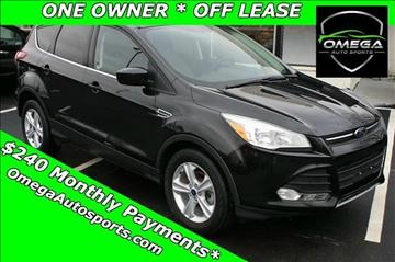 2014 Ford Escape for sale in Noblesville, IN