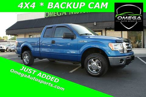2011 Ford F-150 for sale in Noblesville, IN