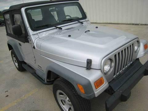 2006 Jeep Wrangler for sale in Atlanta, IN