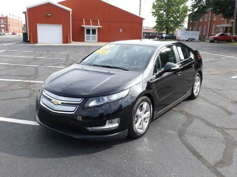 2012 Chevrolet Volt for sale at Randy Bland Used Cars in Nevada MO