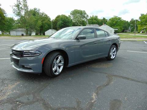 2017 Dodge Charger for sale at Randy Bland Used Cars in Nevada MO