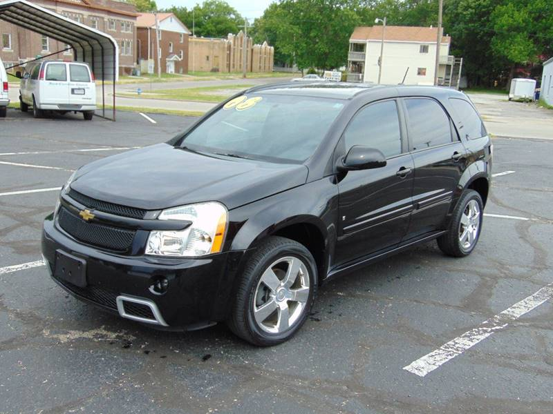 2008 Chevrolet Equinox for sale at Randy Bland Used Cars in Nevada MO