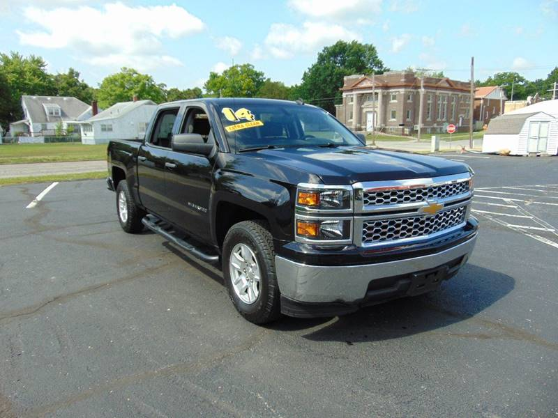 2014 Chevrolet Silverado 1500 for sale at Randy Bland Used Cars in Nevada MO