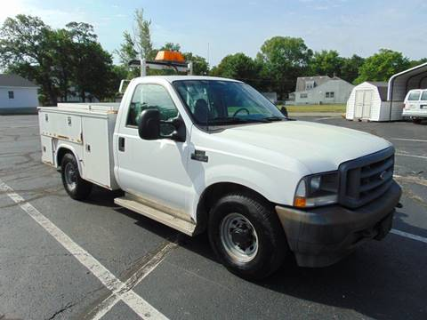 2003 Ford F-250 Super Duty for sale at Randy Bland Used Cars in Nevada MO