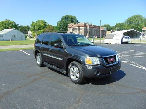 2005 GMC Envoy for sale at Randy Bland Used Cars in Nevada MO