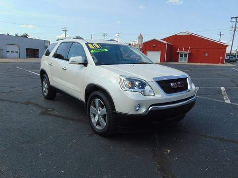 2011 GMC Acadia for sale at Randy Bland Used Cars in Nevada MO