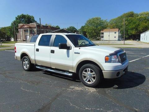 2008 Ford F-150 for sale in Nevada, MO