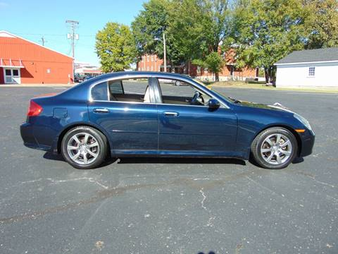2005 Infiniti G35 for sale in Nevada, MO