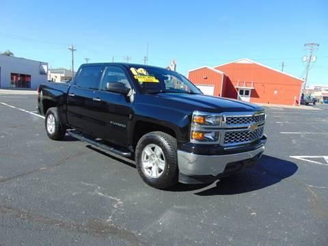 2014 Chevrolet Silverado 1500 for sale in Nevada, MO