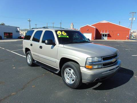 2006 Chevrolet Tahoe for sale in Nevada, MO
